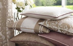 cushions for curtains